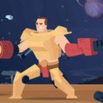 Robot Warriors Match 3
